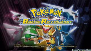 Pokemon Battle Revolution Playthrough (Pt. 1)