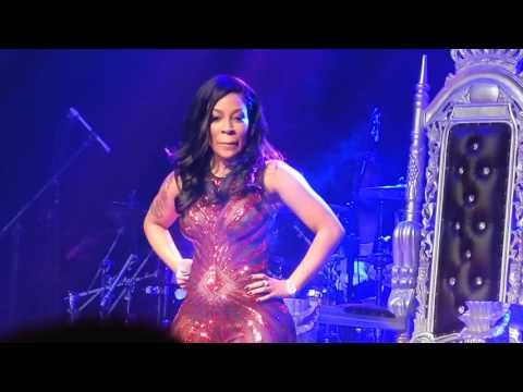 """K. Michelle """"Ain't You"""" .. """"Cry"""" LIVE!"""