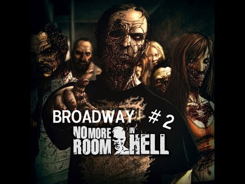 No more room in hell: zombies on the Broadway