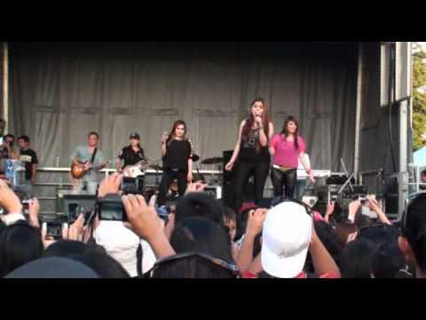 Aegis Live - Vancouver - August 11, 2012 (Part I)