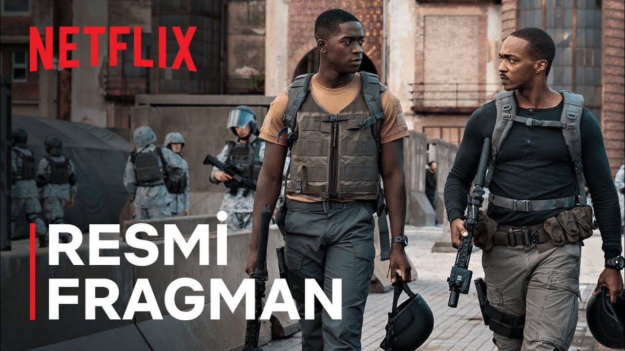 Download Outside the Wire | Resmi Fragman | Netflix