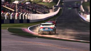 Grid Autosport: Slow Motion Clips From Touring
