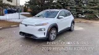 Perks, Quirks & Irks of the 2019 Hyundai Kona EV - The game changing EV