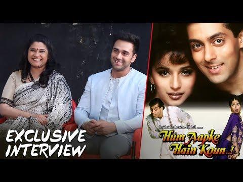 Renuka Shahane Talks About Hum Aapke Hain Koun's IMPACT In Her Life  Pulkit  Masumeh Makhijha