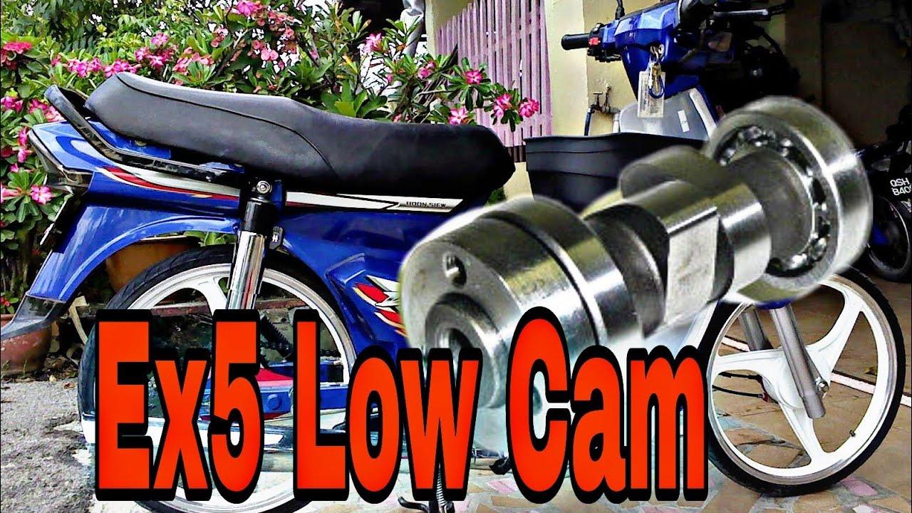 Honda EX5 Standard Low Cam by zaias stream
