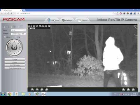 berwachungskamera maginon ipc 10 ac teil 8 einstellungen doovi. Black Bedroom Furniture Sets. Home Design Ideas