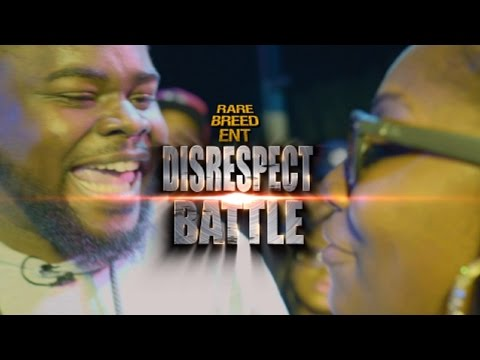 DISRESPECT BATTLE ARSONAL VS QB - RBE