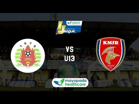 Garec's 1978 vs KMJR Cilegon [Indonesia Junior League 2019] [U-13] 6-7-2019