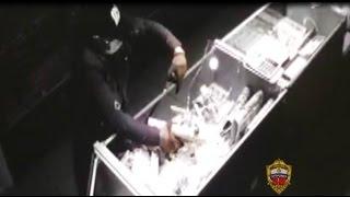 Сотрудники уголовного розыска задержали подозреваемых в разбойном нападении на ювелирный магазин