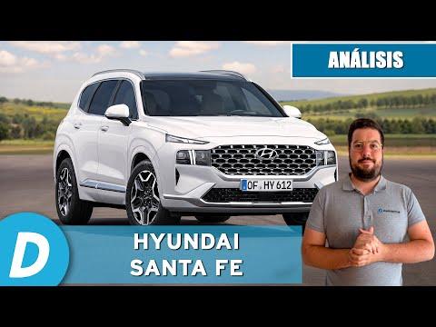 Hyundai Santa Fe 2021: híbrido, con siete plazas y mucha personalidad | Análisis | Diariomotor