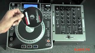 DJkit.TV Get indepth with the Numark NDX900 MP3/CD/USB Midi Media Player with Traktor LE