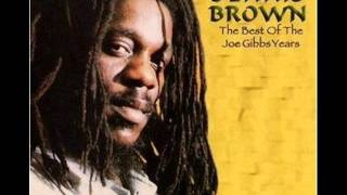 Should I- Dennis Brown