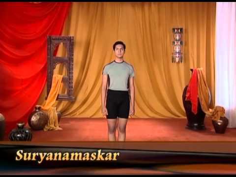 surya namaskar yoga for beauty in english  youtube