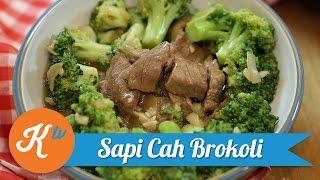Resep Sapi Cah Brokoli | GERRY GIRIANZA