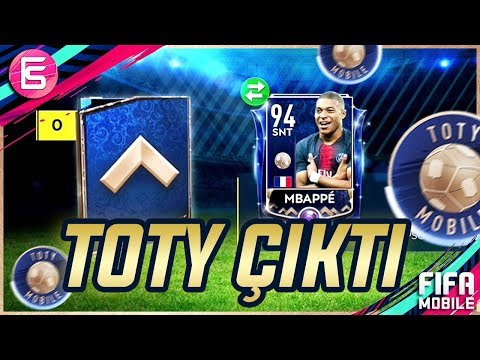 I PACKED TOTY MBAPPE ! GREATEST TOTY PACK OPENING ! FIFA MOBILE