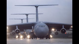 MJM  CREATIONS - VIDEO 2020 (4 of 7) - C-141 Starlifter
