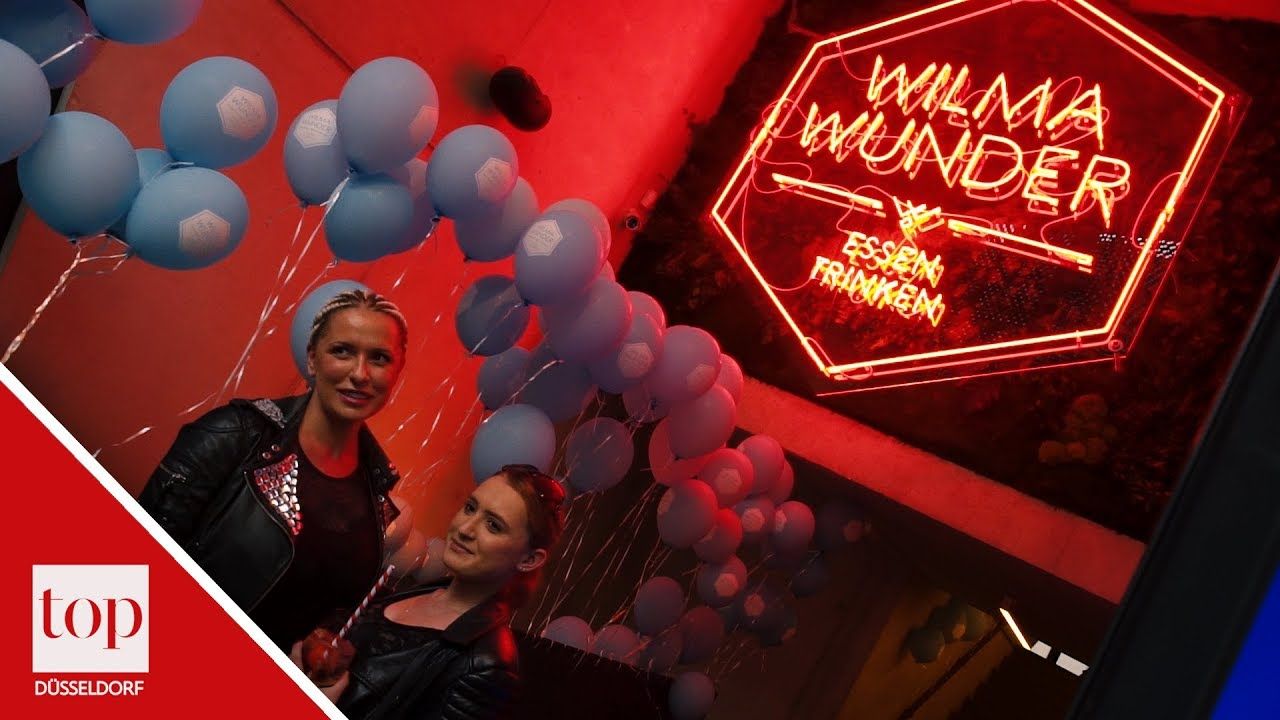 Grand Opening Wilma Wunder Youtube