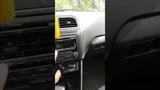 Магнит VW Polo Sedan заблокировался код