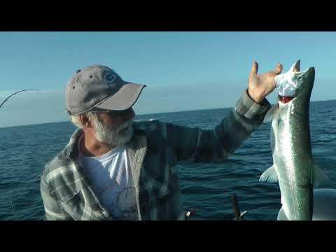 Fishing Lake Michigan Algoma Wisconsin
