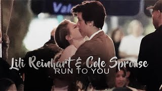 Lili Reinhart & Cole Sprouse.。:+♡* | You found me