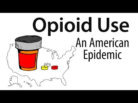 Opioid Use: An American Epidemic