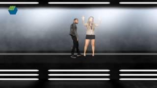 Gloria Neemt Het Letterlijk - Gillen en Schreeuwen (Scream and Shout parody)
