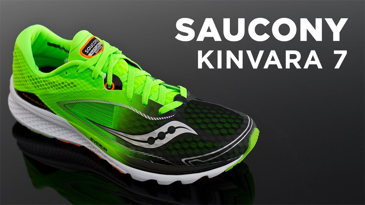 1f6a44383ead Running Shoe Overview  Saucony Kinvara 7 - YouTube