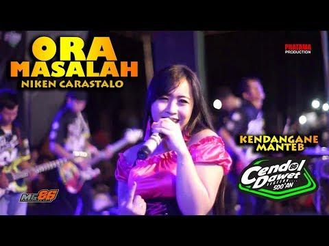 ORA MASALAH NIKEN CARASTALO MG86 PRODUCTION LIVE LAPANGAN MUNTUK DLINGO BANTUL YOGYAKARTA