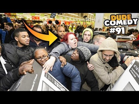 Black Friday is a SCAM!! #91
