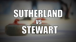 2019 ONT Mixed Doubles Champs - Sutherland vs Stewart