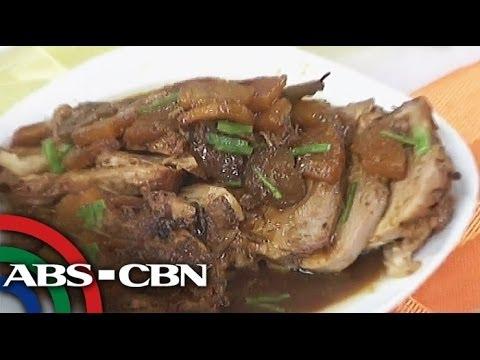 how to cook pork embutido