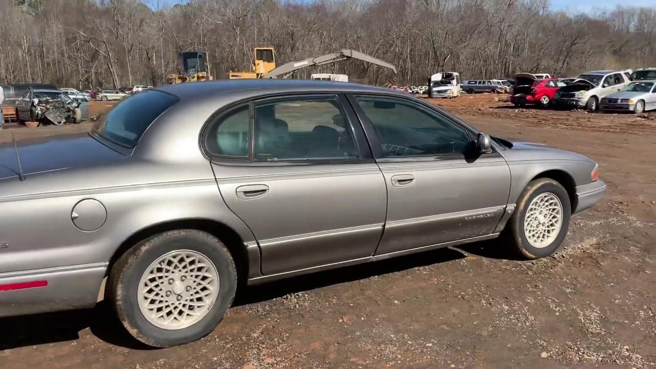 Scrapped Chrysler Lhs