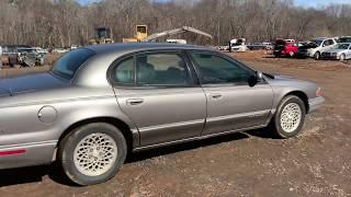 Scrapped! 1995 Chrysler LHS!