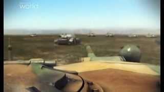 Война Судного Дня - Великие танковые сражения