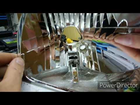 Farol Projetor GM Cruze 2013 Com Drl Porsche