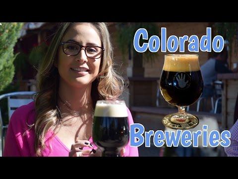 Visiting Breweries around Denver and Boulder Colorado