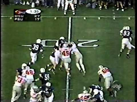 Curtis Enis Penn State Highlights - 1997 Season