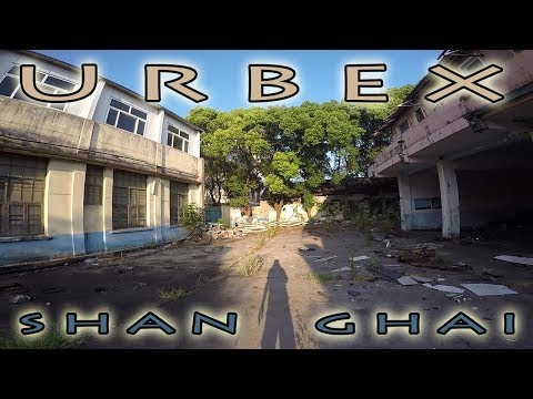URBEX SHANGHAI: Abandoned Chinese Car Repair Center