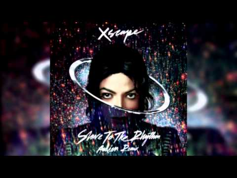 Michael Jackson - Slave to the Rhythm (Audien Remix) (NEW)
