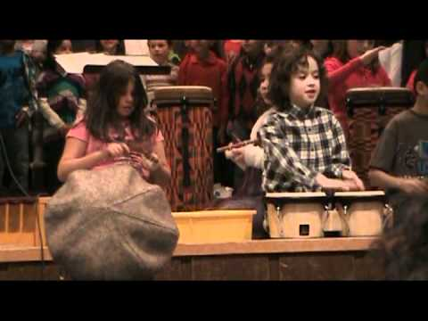 Diego M. Castrillo First Concert at Barbieri Elementary School