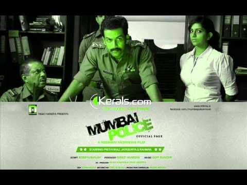 Mumbai Police Malayalam movie (2013) rare BGM