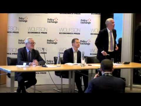 Wolfson Economics Prize Event | 12.12.2011
