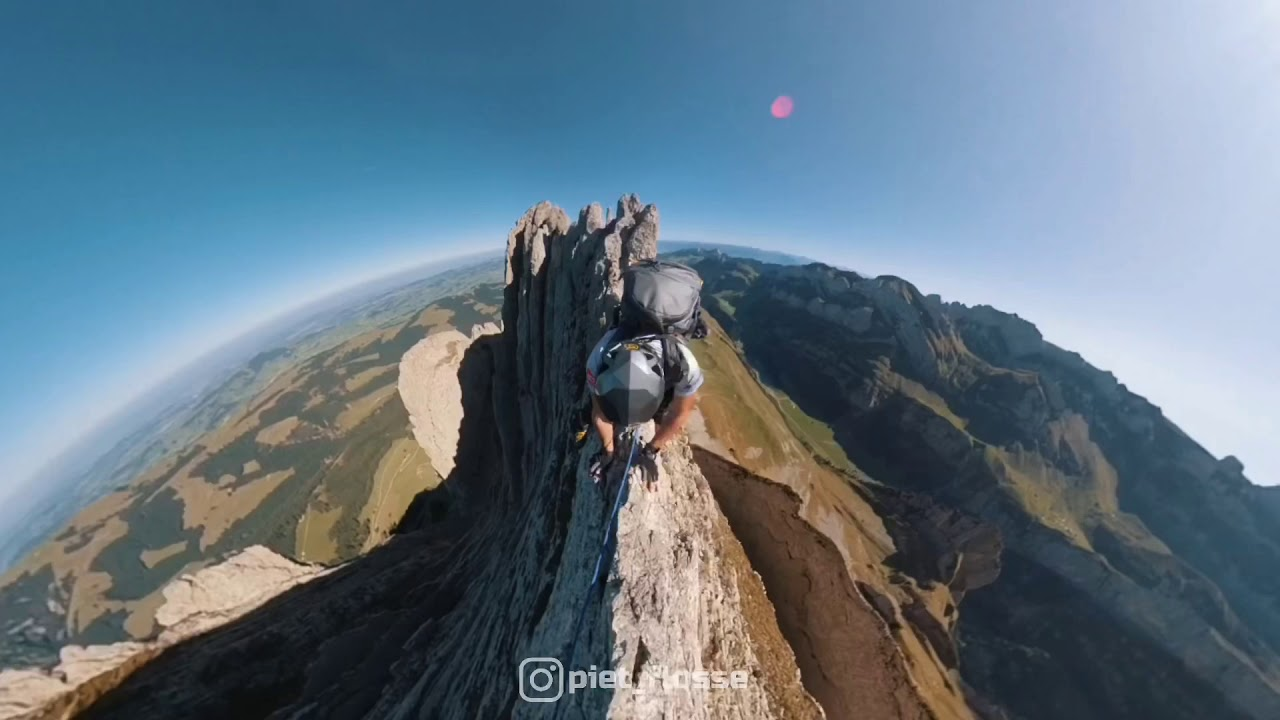 Livin on the Edge... would you dare?