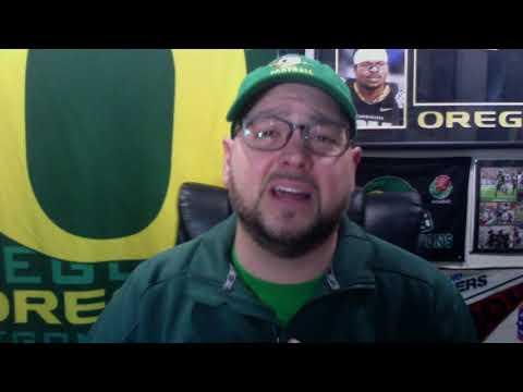 Reaction to Oregon losing to UW 38-3.  Next up... Arizona