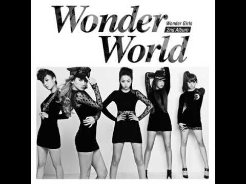 [FULL ALBUM]  원더걸스 Wonder Girls- 2집 Wonder World