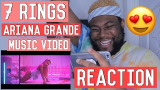 ARIANA GRANDE - 7 RINGS (MUSIC VIDEO) | REACTION Video