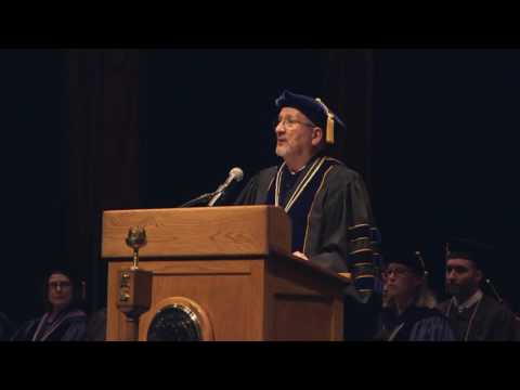 2017 Master's Convocation - The University of Texas at Austin Graduate School