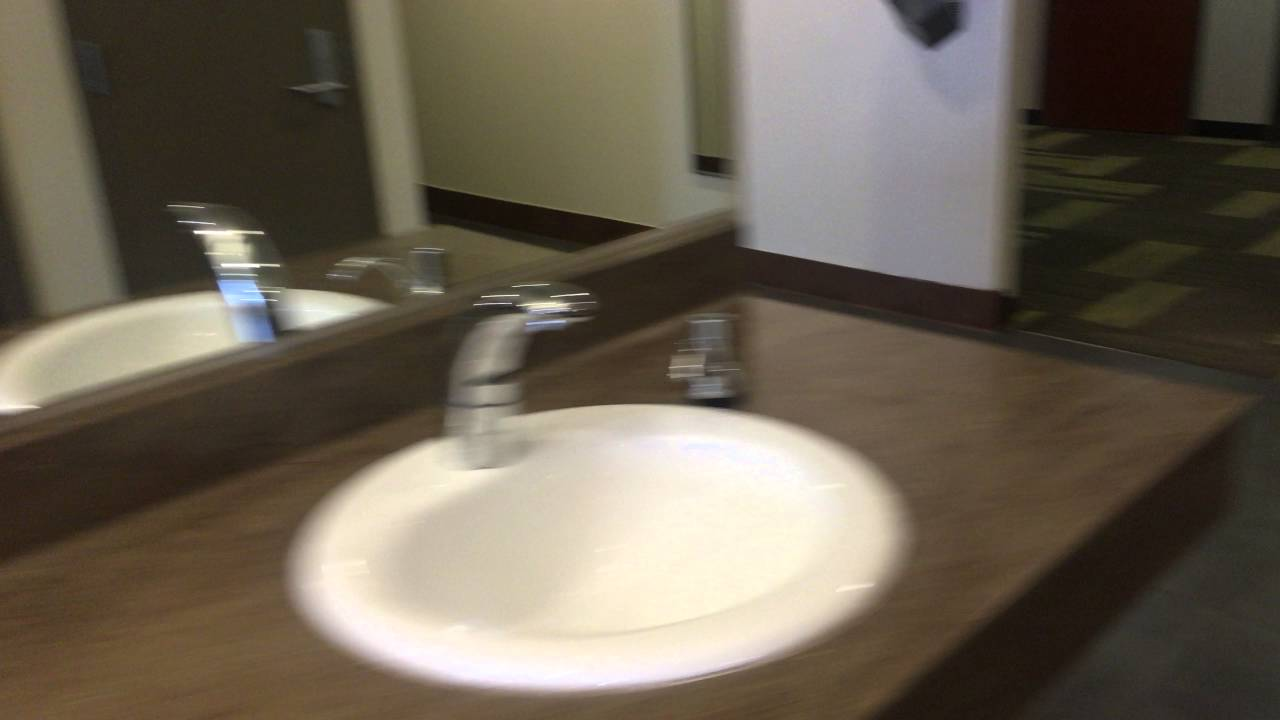 Unisex Bathroom Stall multi stall all gender unisex restroom - youtube