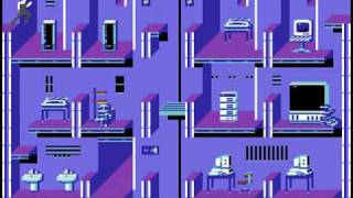 C64 Longplay - Impossible Mission 2