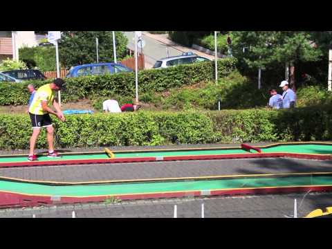 DOES HOME COURSE MEANS ADVANTAGE? - WMF Minigolf World Championships 2013 in Bad Münder (Germany)